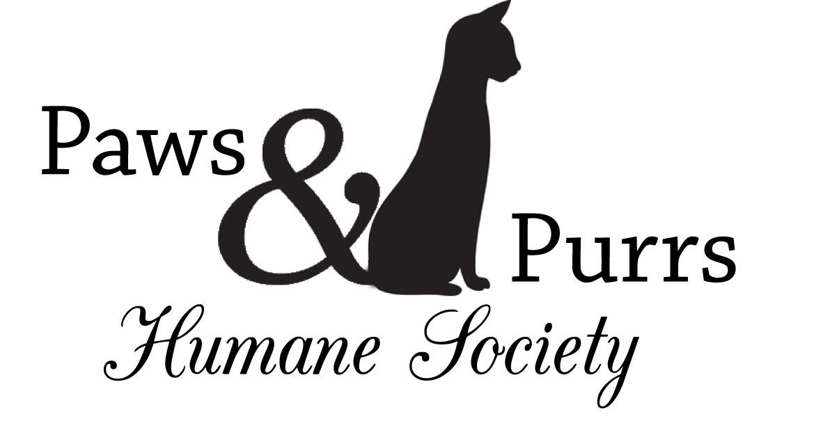 Paws and Purrs logo